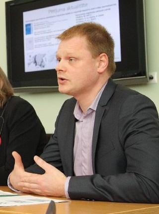 Māris Bērziņš, Postdoc guest researcher