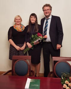 Senior researcher Dr Kadri Leetmaa, Dr. Kadi Mägi and Dr. Gideon Bolt